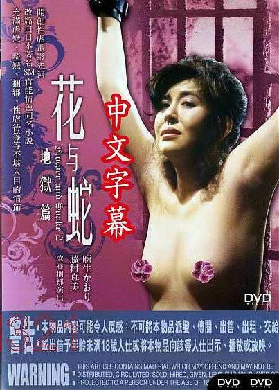 日本三級  花と蛇地獄編  中文字幕