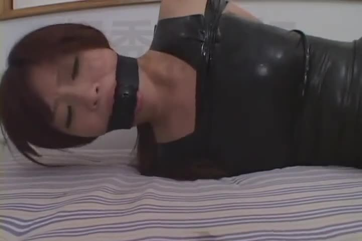 Victoria June tape gag