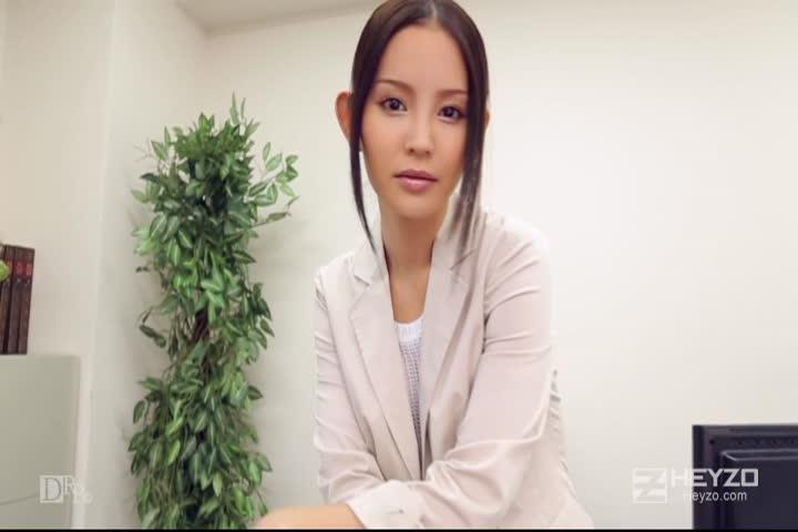 セクシーアイドル丘咲エミリとヤる(日本无码HEYZO)