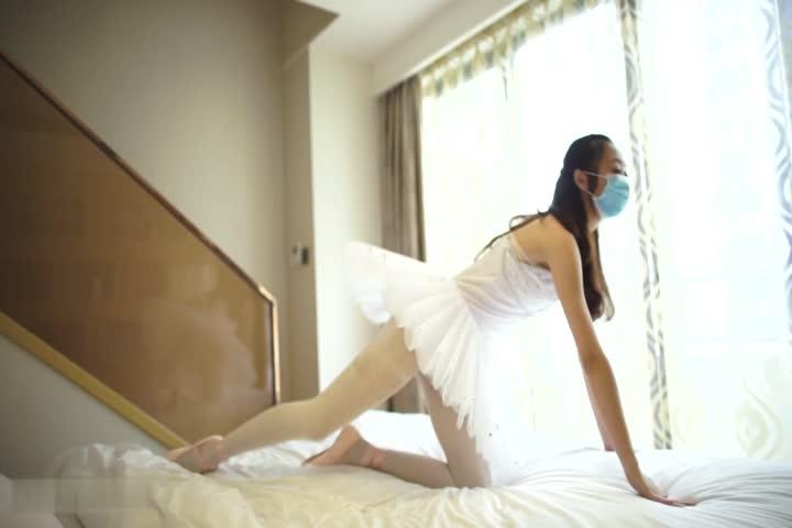芭蕾舞少女宾馆私拍