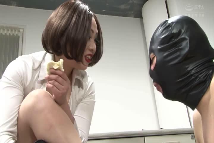女王的M男上司奴隶调教- 山田亜美