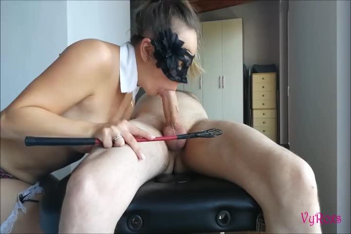 Hottie Alice Fuck Dildo For Orgasm