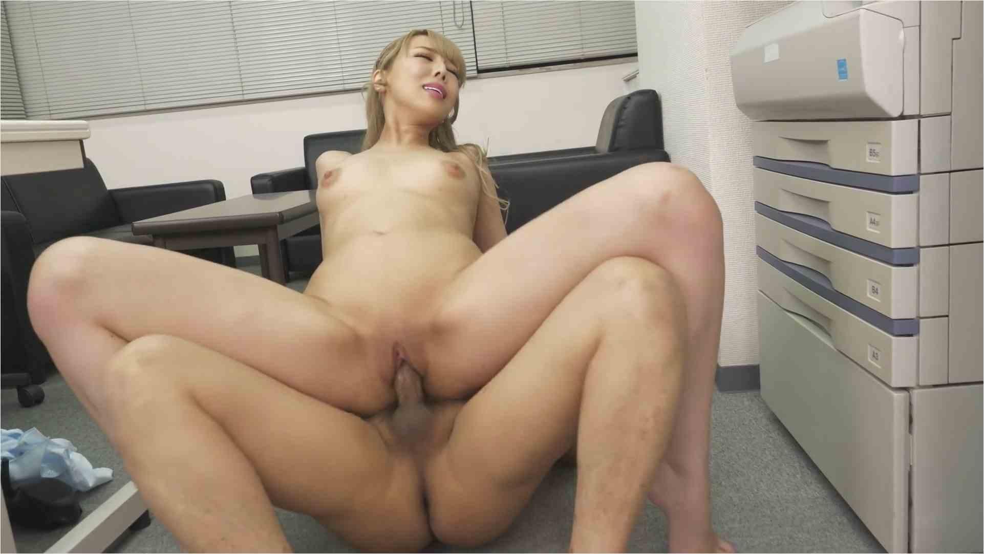 Heyzo-1890-ケバい女のユルい股~派手目なOLをオフィスでヤる!~