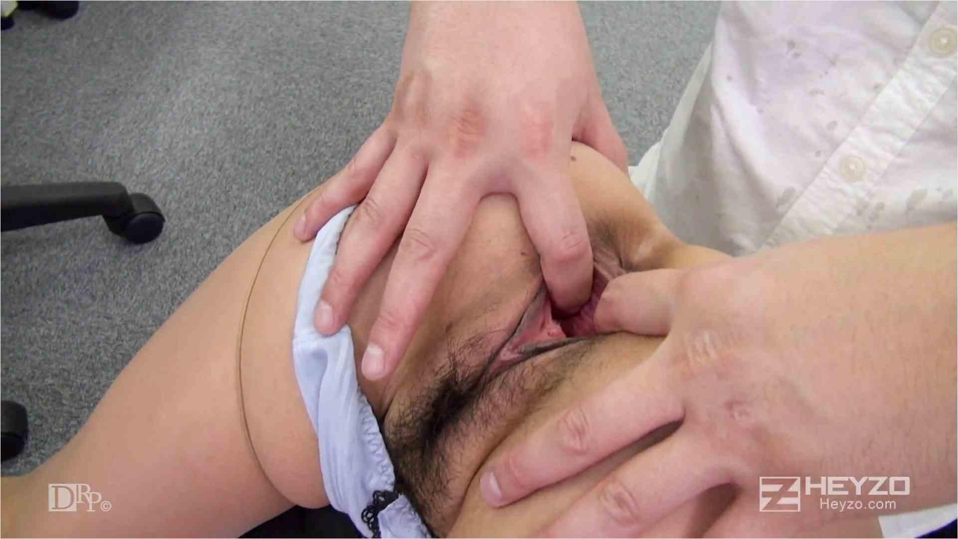 Heyzo-1423-上司にハメられちゃった~背徳感に酔うスレンダーOL~